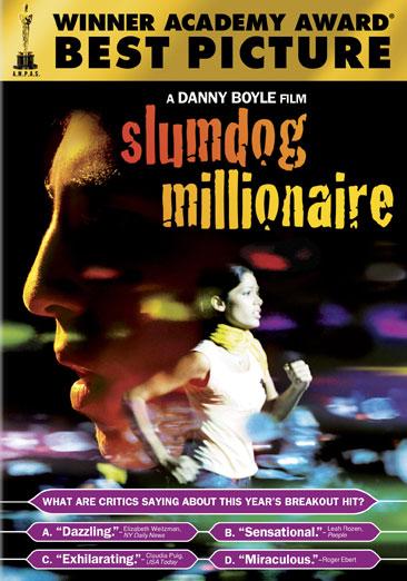 Slumdog Millionaire 024543574415