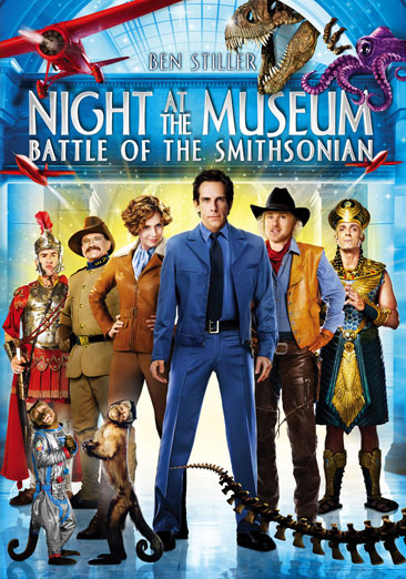 Night at the Museum: Battle of the Smithsonian 024543625889