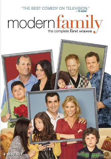 Modern Family: The Complete First Season 024543690931