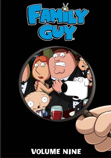 Family Guy: Volume 9 024543714330