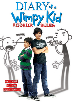 Diary of a Wimpy Kid: Rodrick Rules 024543720041