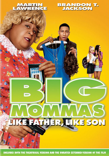 Big Mommas: Like Father, Like Son 024543746539