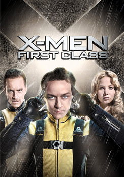 X-Men: First Class 024543750871