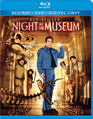 Night at the Museum 024543754800