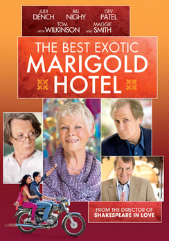 The Best Exotic Marigold Hotel 024543772224