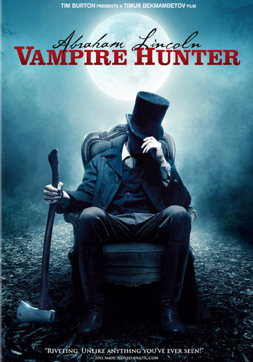 Abraham Lincoln: Vampire Hunter 024543773528