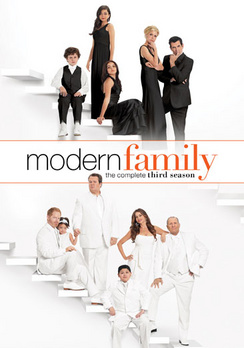 Modern Family: The Complete Third Season 024543793359