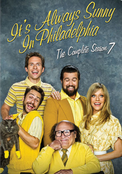 It's Always Sunny in Philadelphia: The Complete Season 7 024543794257