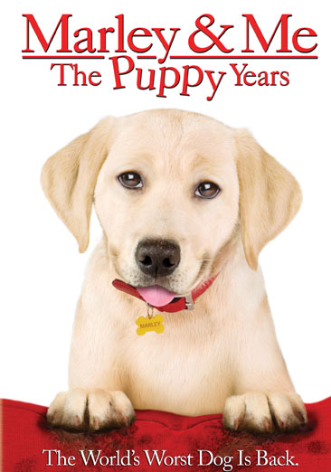 Marley & Me: The Puppy Years 024543794561
