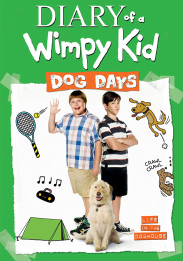Diary of a Wimpy Kid: Dog Days 024543800040