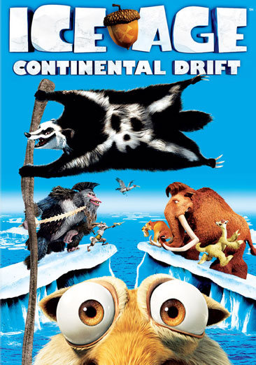 Ice Age: Continental Drift 024543800286