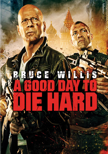 A Good Day to Die Hard 024543832737