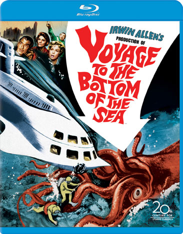 Voyage To The Bottom Of The Sea 024543834892