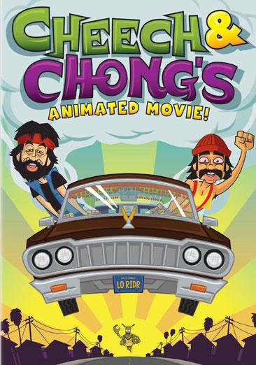 Cheech & Chong's Animated Movie 024543864226
