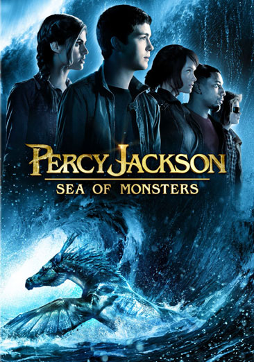 Percy Jackson: Sea of Monsters 024543867685