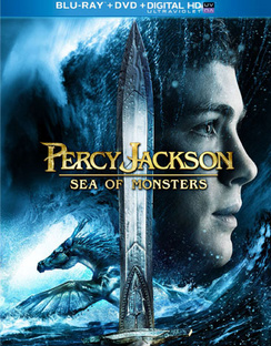 Percy Jackson: Sea of Monsters 024543867753