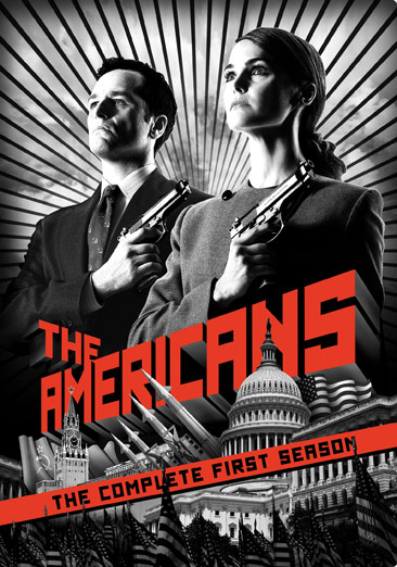 The Americans: The Complete First Season 024543869061