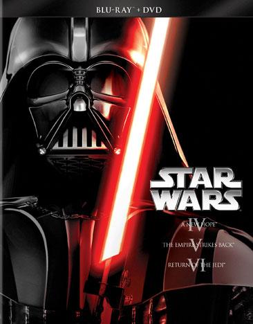 Star Wars Trilogy 024543876243