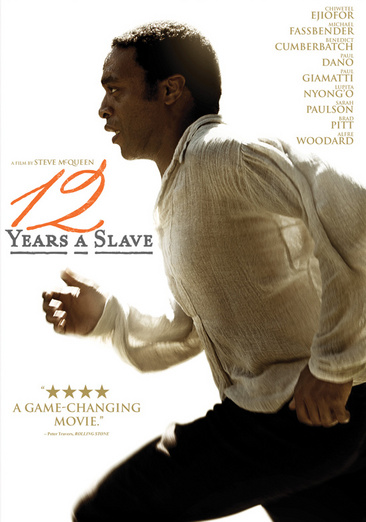 12 Years a Slave 024543880967
