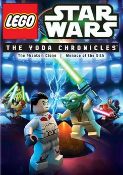 Lego Star Wars: The Yoda Chronicles 024543893554