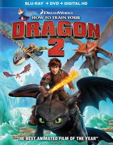 How to Train Your Dragon 2 024543915157