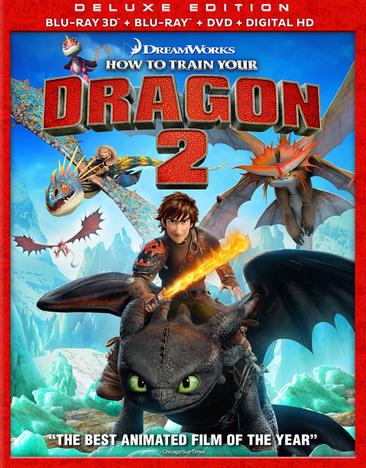 How to Train Your Dragon 2 024543915362