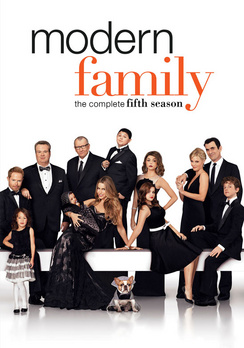 Modern Family: The Complete Fifth Season 024543921974