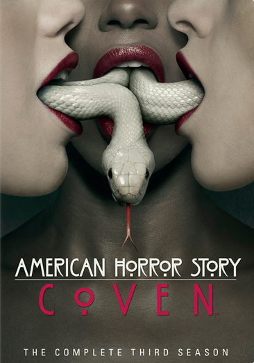 American Horror Story: Coven - The Complete Third Season 024543930525