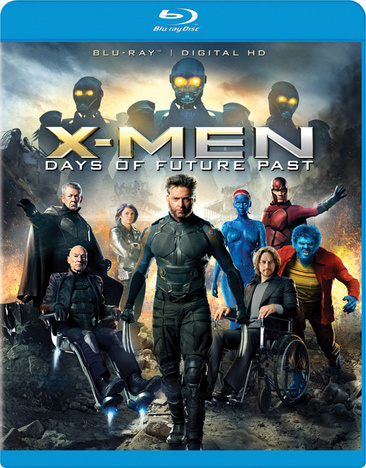 X-Men: Days of Future Past 024543962656