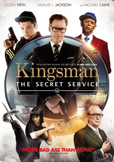 Kingsman: The Secret Service 024543980162