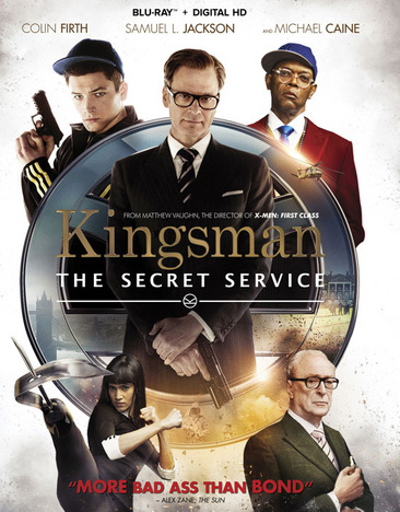 Kingsman: The Secret Service 024543980216