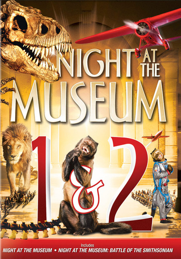 Night at the Museum / Night at the Museum: Battle of the Smithsonian 024543982890