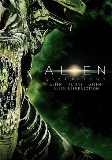 The Alien Quadrilogy 024543985334
