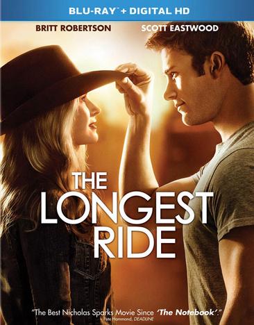 The Longest Ride 024543988953
