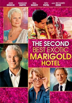 The Second Best Exotic Marigold Hotel 024543989004