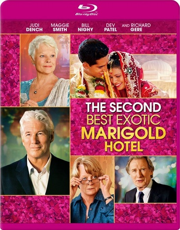 The Second Best Exotic Marigold Hotel 024543989059