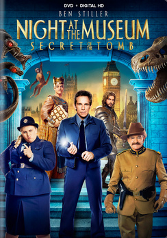 Night at the Museum: Secret of the Tomb 024543989660