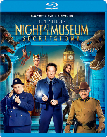 Night at the Museum: Secret of the Tomb 024543989714
