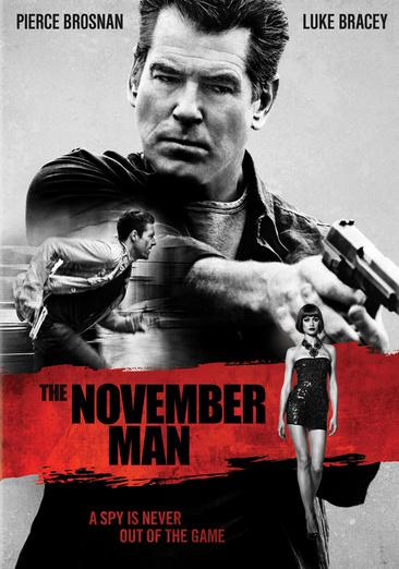 The November Man 024543991380