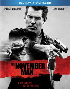 The November Man 024543991410