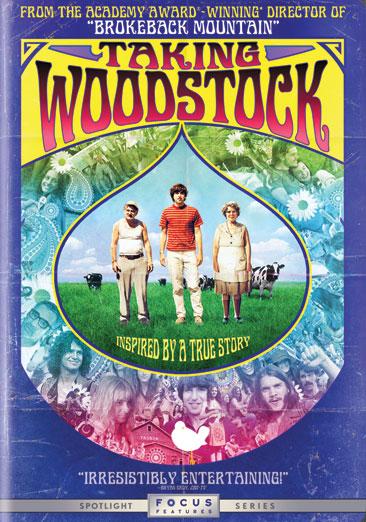 Taking Woodstock 025192014017