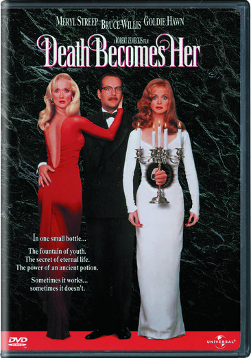 Death Becomes Her 025192014321