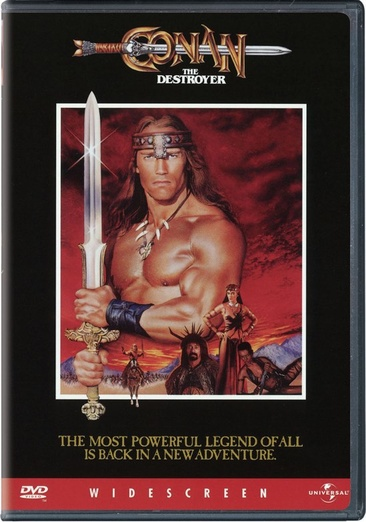 Conan the Destroyer 025192017223