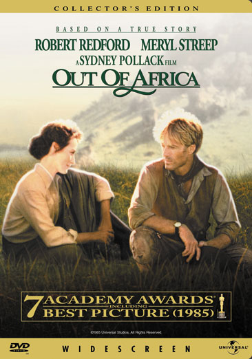 Out of Africa 025192025020