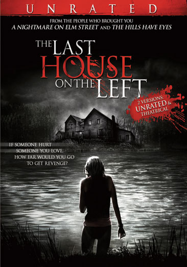 The Last House on the Left 025192032387