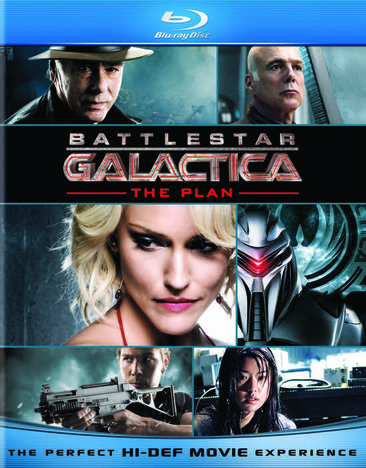 Battlestar Galactica: The Plan 025192032592