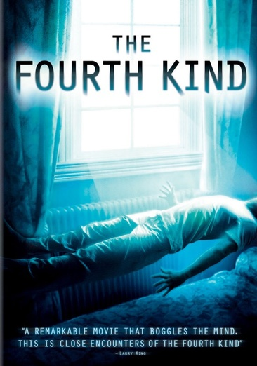 The Fourth Kind 025192040559
