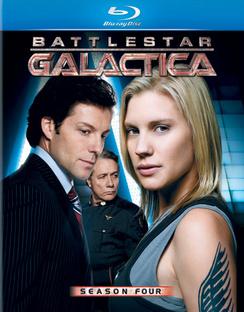 Battlestar Galactica: Season 4.0 025192045042