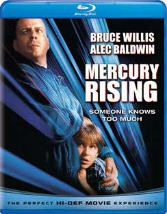 Mercury Rising 025192047336