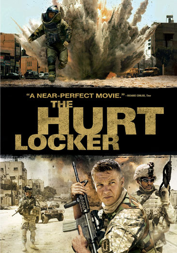 The Hurt Locker 025192048555